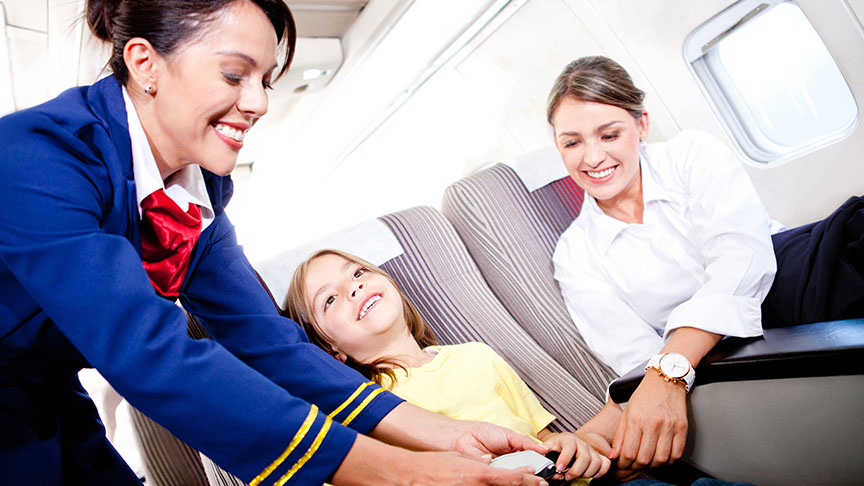 What are the most important in-flight services?